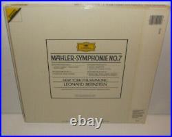 419 211-1 Mahler Symphony No. 7 New York Philharmonic Bernstein 2LP Box Set