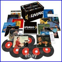 60-CD Box Set 88985321742 Golden Era Of RCA Living Stereo Remastered, 2016 EU SS