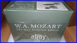 8Mozart 225 The New Complete Edition 200 CD Box Set NEW