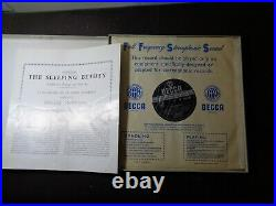 ANSERMET TCHAIKOVSKY THE SLEEPING BEAUTY 3LP DECCA SXL 2160-2 WBg UK ED1 RARE