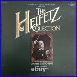 ARM4 0942-7 The Heifetz Collection 6 box sets 24 LPs