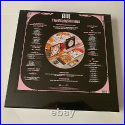 Air Virgin Suicides Original Soundtrack(Deluxe LTD 180g Colored Vinyl +CDs)