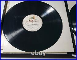Aldo Parisot J. S. Bach 6 Suites for Cello BOX SET 3 LP Vinyl MEGA RARE classical