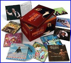 Andre Previn The Complete HMV & Teldec Recordings (95CD) Boxset
