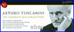 Arturo Toscanini The Complete RCA Collection SEALED! F/S(84CDs, 2012, RCA)