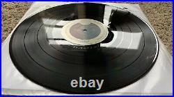 BACH Milstein Partitas & Sonatas Capitol 1st press EX