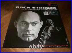 Bach Cello Suites JANOS STARKER MERCURY SPEAKERS CORNER 3x 180g LP BOX SEALED