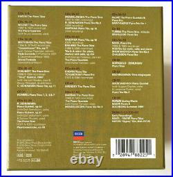Beaux Arts Trio Complete Philips Recordings (60 CDS)