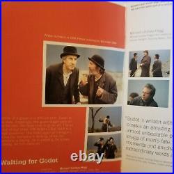 Beckett On Film 4-DVD Set 19 Films x 19 Directors (Region All Free) plus Booklet