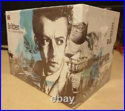 Benjamin Britten The Complete Works Limited Edition CD Box Set (66 Discs)