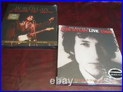 Bob Dylan Albert Hall 66 Classic Records 200 Gram Box & Trouble No More Lp Set