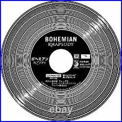 Bohemian Rhapsody Japan Limited Edition Ultimate Box 4K ULTRA HDBlu-rayDVD