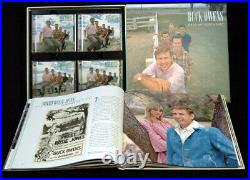 Buck Owens Open Up Your Heart (7-CD Deluxe Box Set) Classic Country Artists