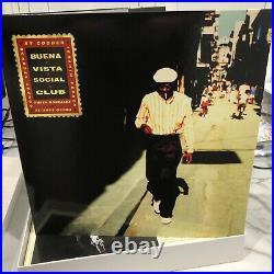 Buena Vista Social Club 8LP Classic Records Box Set