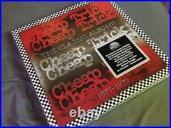 CHEAP TRICK Classic Albums 77-79 RECORD STORE DAY RSD VINYL BOX SET