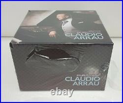 CLAUDIO ARRAU Complete Philips Recordings 80x CD Limited Edition Box Set 2018