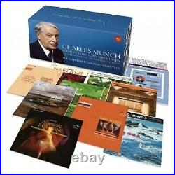 Charles Munch Limited Edition The Complete RCA Album Collection 86CDs Box Set