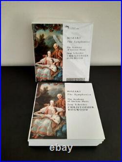 Christopher Hogwood, AAM Mozart The Symphonies L'oiseau Lyre 19 CD box set OOP