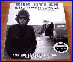 Classic Records C2K 939371 Bob Dylan No Direction Home 4-LP Box Set 200 Gram NEW