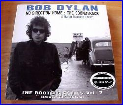 Classic Records C2K 939371 Bob Dylan No Direction Home 4-LP Box Set 200 Gram NEW