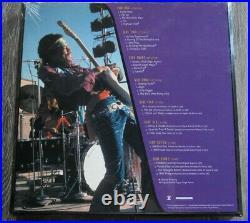 Classic Records Jimi Hendrix Voodoo Child Colored Vinyl 4LP Box Set SEALED