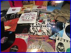 Classic Trance on Vinyl Gatecrasher. Positiva. Binary Finary, B. B. E Lots