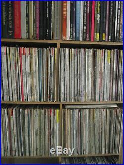 Classical vinyl LP Record Collection approx 450 LP's & 71 Box sets Decca WBG