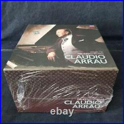 Claudio Arrau Complete Philips Recordings, 80CD Box-Set, 2018, Decca
