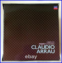Claudio Arrau Complete Philips Recordings (80 CDs)
