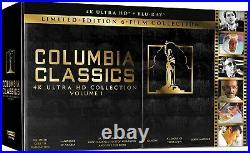 Columbia Classics 4K Collection Volume 1 (4K Ultra HD UHD & Blu Ray)