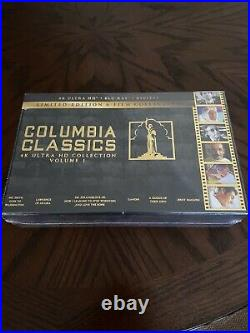 Columbia Classics 4K Ultra HD Collection (4K Ultra HD) 6-Film Limited Edition