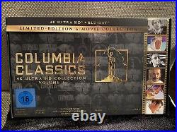 Columbia Classics Collection Volume 1 (4K Ultra HD)(UHD) FREE DELIVERY