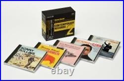 Contemporary Records Vol. 2 5-SACD Hybrid Box Set STEREO SOUND JAPAN NEW