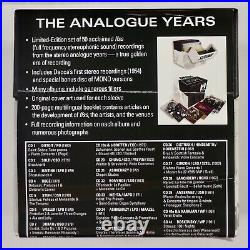 DECCA SOUND The Analogue Years 51x CD Boxset Rare OOP SXL