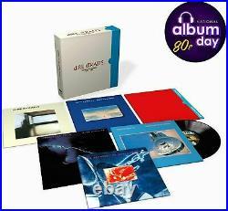DIRE STRAITS STUDIO ALBUMS 1978 1991 6 x VINYL LP BOX SET SEALED