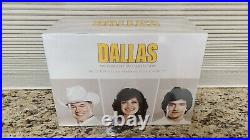 Dallas Series The Complete Collection Season 1-14 + 3 Movies, 55-Disc DVD NEW