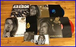 David Bowie Live at Beeb Again Limited 300 copies 3LP+2CD+DVD Box NEW / RARE