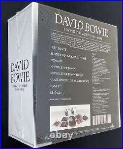 David Bowie Loving The Alien 1983-1988 First Issue CD Box Set 2018 New & Sealed