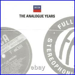 Decca Sound The Analogue Years 54-CD Box Set LIKE NEW! FREE SHIPPING