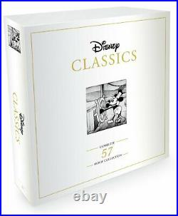 Disney Classic Complete Collection 57 DVD Box Set