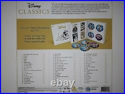 Disney Classics Complete 57 Movie Collection DVD LIMITED EDITION BOX SET SEALED