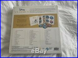 Disney Classics Complete Movie Collection 1937-2018 Blu Ray 55-Discs LIMITED ED