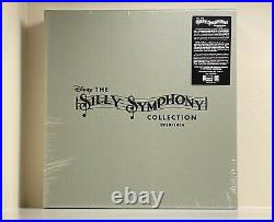 Disney The Silly Symphony Collection 1929-1939 16 LP Vinyl Box Set Sealed # 947