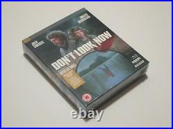 Don't Look Now 4K UHD + Blu-ray Collectors Edition RARE OOP