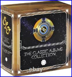 ELECTRIC LIGHT ORCHESTRA ELO THE CLASSIC ALBUMS COLLECTION MailedFrom L. A. CA