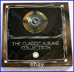 ELO, The Classic Albums Collection, Box Set, Europe, 11 CD, 2011