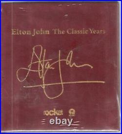 ELTON JOHN, The Classic Years RARE 13 CD Box Set in Velveteen Box, NEW & SEALED