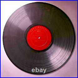 ENESCO Plays Bach Sonatas 12 33RPM 2LP TA Matrix 1st Press Classical RARE