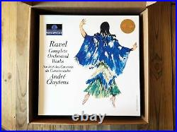 ERC ERC061 (SAX2476-79) Ravel Complete Orchestral Works André CLUYTENS