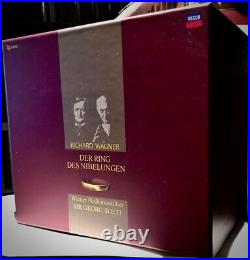 ESOTERIC ESSD-9002134 SACD Box Wagner The Ring, Solti, 2009 JAPAN 97% SEALED
